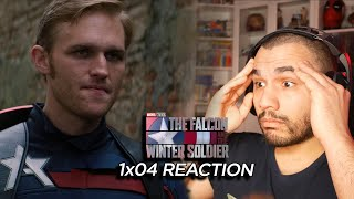 The Falcon and The Winter Soldier 1x04 - REACTION - SHOCK!