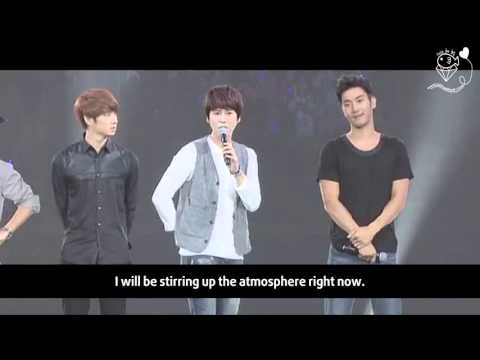 [JHH][Engsub] Everlasting Friend Day ELF Festival 2013