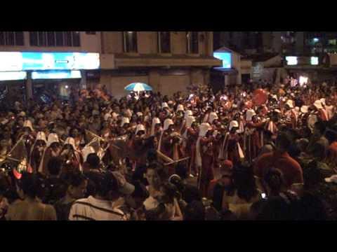 Banda show Real Banda Juvenil de Venezuela.