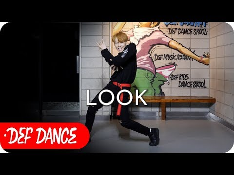 GOT7 (갓세븐) - LOOK 댄스학원 No.1 KPOP DANCE COVER (Mirrored) 데프수강생 빨리평가 defdance