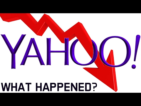 The Rise and Fall of Yahoo!