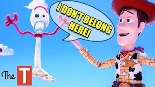 What The Forky? Get The Buzz Surrounding Toy Story's New Hero