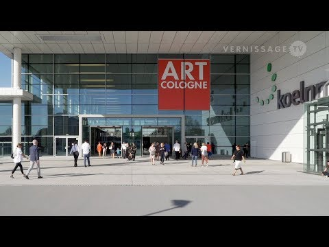 Art Cologne 2018 Vernissage