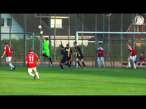 SC Poppenbüttel - HSV Barmbek-Uhlenhorst II (Bezirksliga Nord) - Spielszenen | ELBKICK.TV