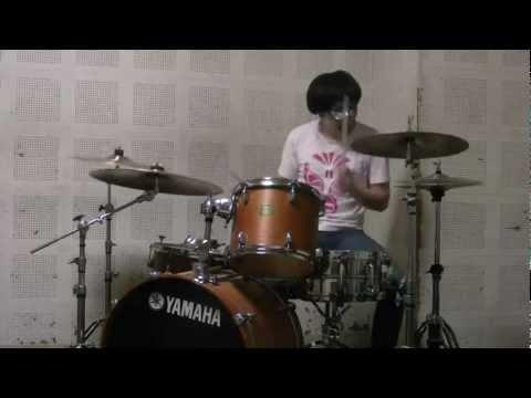 『GIVE ME FIVE!/AKB48』を叩いてみた【ドラム】