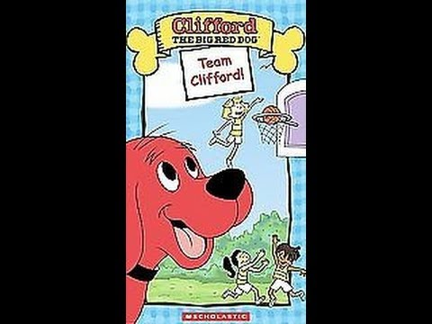 Opening To Clifford The Big Red Dog:Team Clifford! 2004 ...