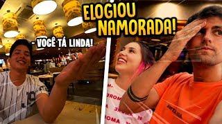 ELE CHAMOU MINHA NAMORADA DE LINDA NA MINHA FRENTE!! [ REZENDE EVIL ]
