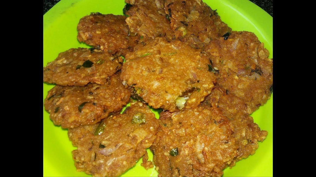 అటుకుల వడలు | atukula vadalu recipe | poha vada at home | poha cutlet | in  telugu |teluginti vantalu