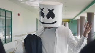 Marshmello - Blocks (Official Music Video)