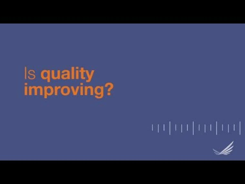 In Aligning Forces for Quality communities, publicly reported measures of health care quality are driving improvement.