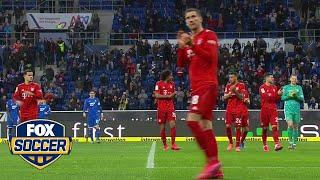 Bayern Munich, Hoffenheim nearly ended match due to offensive fan banner   2020 Bundesliga Season
