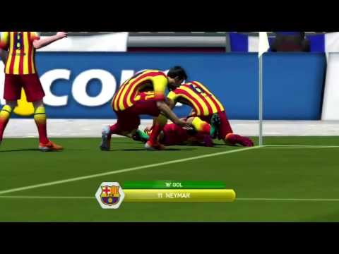 Baixar Fifa 2014 - Cruzeiro vs Barcelona