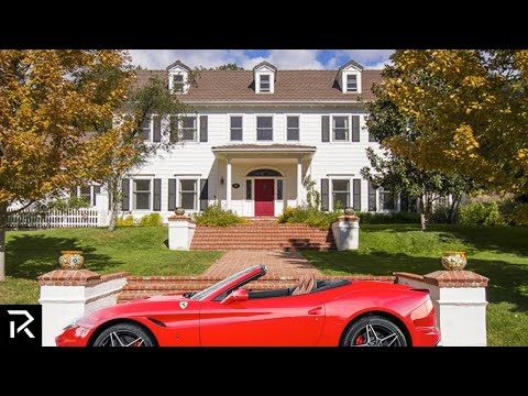 Inside John Krasinski's $15 Million Dollar Mansion