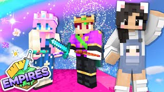 💙Going To A Wedding + Decorating The Village! Empires SMP Ep.15 [Minecraft 1.17 Let's Play]