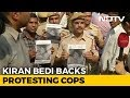 They Need To Be Protected By Seniors: Kiran Bedi After Cops Protest