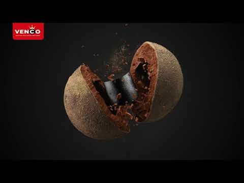 VENCO Nieuw: Venco Choco D'rop