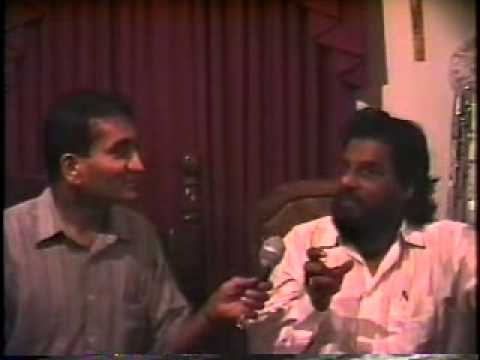 "Part 2.Dr.Jesudas speaking to""Sravanthi""TV show sponsored by TANTEX year 1999."