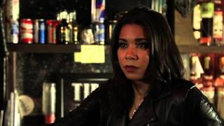 Jessica Pimentel of Orange Is the New Black Gets Stuck to the Seats