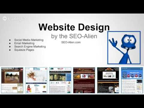 Website Design, Social Media Marketing Email Marketing and More!