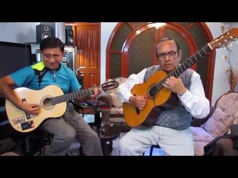 CON LOCURA - ANGEL CARPIO SALAZAR -ROLANDO VENTO FRIAS - CHOLO BERROCAL