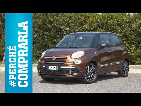 Fiat 500l 2017 perch comprarla e perch no for 500x hdmotori