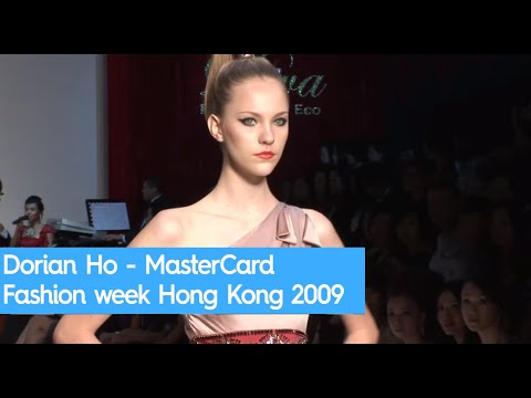 Dorian Ho - MasterCard Fashion week Hong Kong 2009