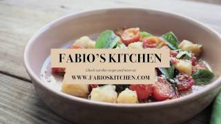 "Fabio's Kitchen: Episode 11, ""Potato Gnocchi"""