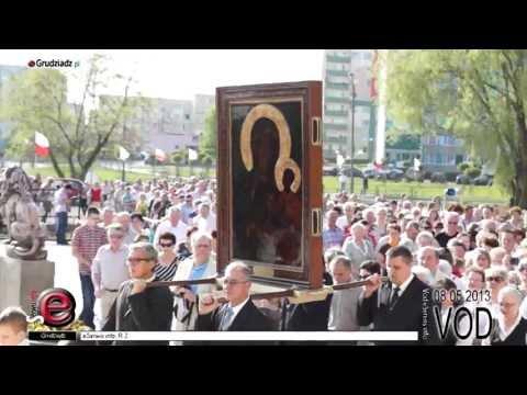 Nawiedzenie kopii obrazu Matki Bożej Częstochowskiej - parafia na Rządzu