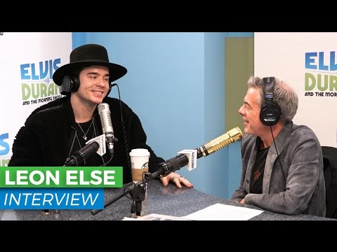 Leon Else Chats About Launching His Career and Moving to L.A. | Elvis Duran Show