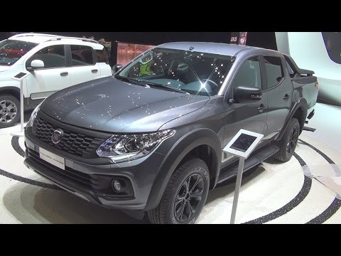 @FCAgroup @Fiat #Fullback Cross 2.4 16V 180 hp (2017) Exterior and Interior in 3D