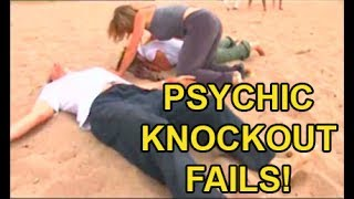 Psychic Cringe Fails 3 - Touchless KNOCKOUT (Chi) Fails