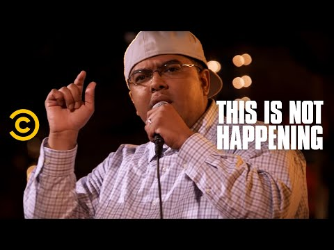 Gastor Almonte - Brooklyn Batman - This Is Not Happening - Uncensored