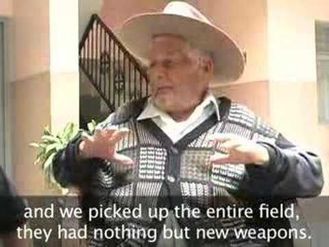 ANTONIO ALFONSO GALVEZ - Original Cristero Soldier