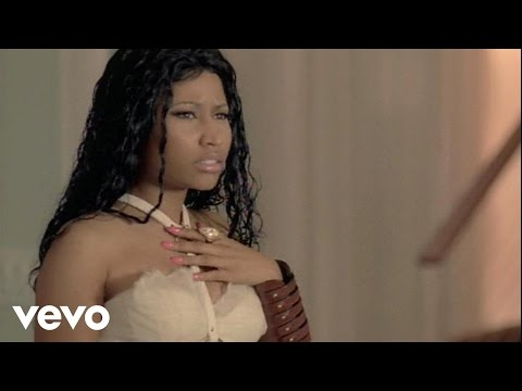 Nicki Minaj - Right Thru Me (Clean Version)