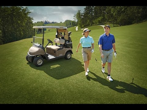 Introducing the Next Generation E-Z-GO® RXV®