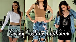 Spring Fashion Lookbook! A Review of Femme Luxe