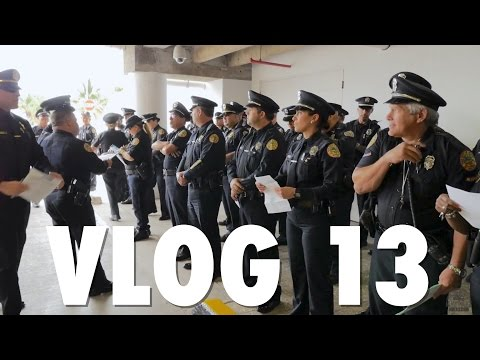Miami Police VLOG 13: NBA PLAYOFFS