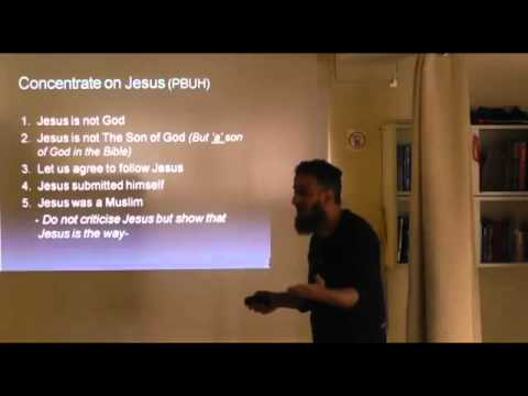 Dawah Training by Dr. Fazal Rehman - Part 2