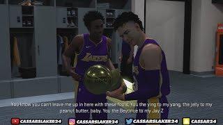 NBA 2K18 MyCareer - NBA Finals Champions! What Happens When You Win The NBA Championship!