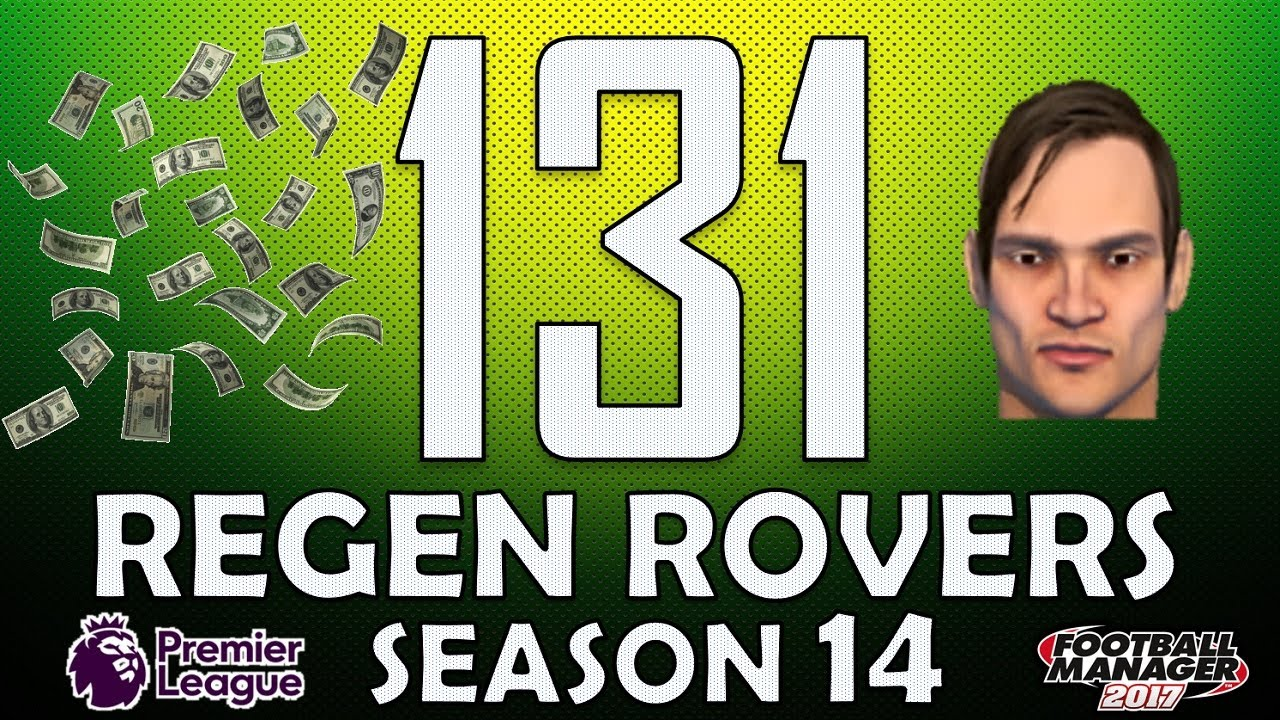 Regen Rovers | #131 The Jack Young Testimonial! | Football Manager 2017 Create-A-Club Career