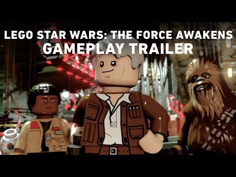 Star Wars, il gameplay del videogame Lego