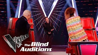 Olly Murs' 'Superstition'   Blind Auditions   The Voice UK 2019