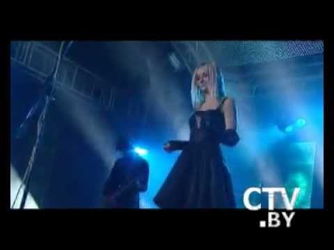 Polina Gagarina (Полина Гагарина) - Morning (Live @ Muzikalniy Ring)