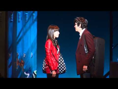 [Fancam] SNSD Tiffany - Second Mental Breakdown @ FAME the Musical