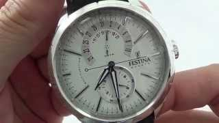 5eb734bb0b8 Relógio Festina Chrono Bike F16542-3 Videos - mp3toke