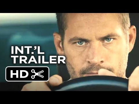 Furious 7 Official International Trailer