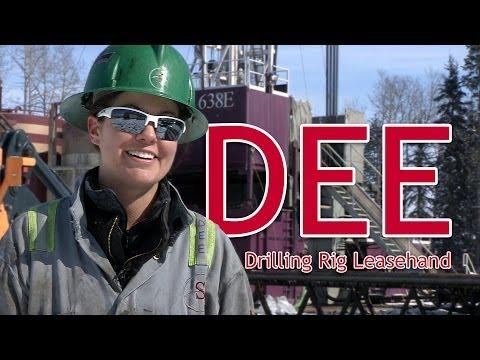 Dee - Female Rig Hand