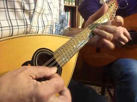Tarantella Napoletana - Italian Mandolin music by Antonio Calsolaro