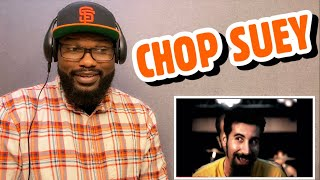 SYSTEM Of A DOWN - Chop Suey!   REACTION