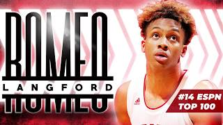 Romeo Langford has ideal size and athleticism to succeed in the NBA   2019 NBA Draft Scouting Report